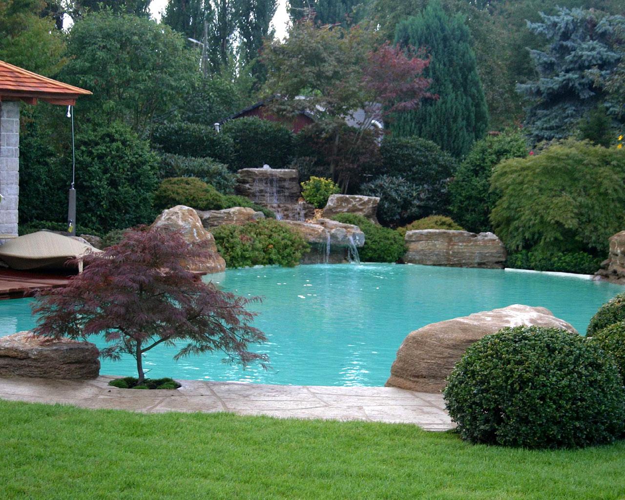 natural pools - wasser garten kirchner, Gartenarbeit ideen