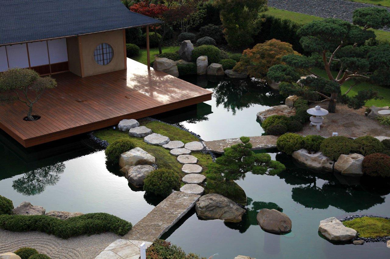 Wunderbar Japangärten